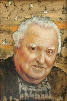 Portrét pana Jaromíra S.